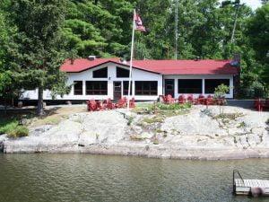 Crow Rock Main Lodge